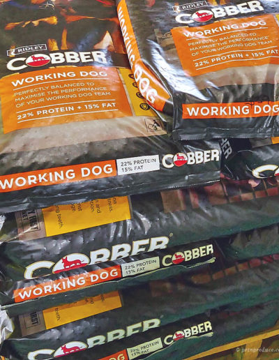 Cobber Working Dog Feed